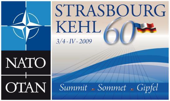 Summit NATO ve Štrasburku a Kehlu