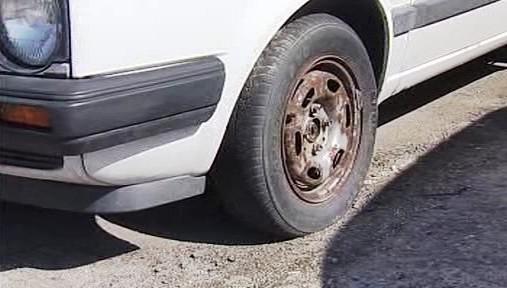 Starý automobil