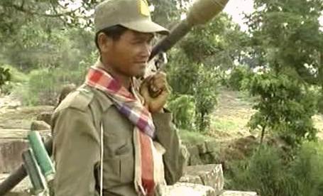 Boje mezi Thajskem a Kambodžou