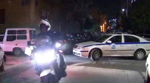 Řecká policie