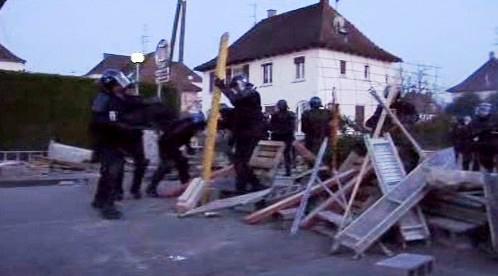 Barikády ve Štrasburku