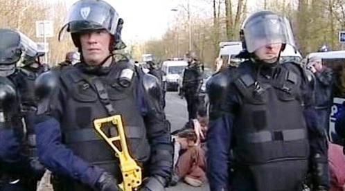 Štrasburská policie