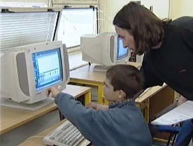 Internet ve školách