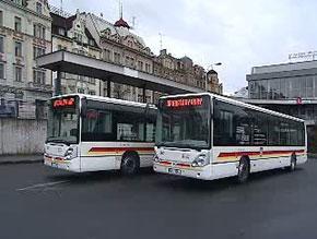 Ekologické autobusy