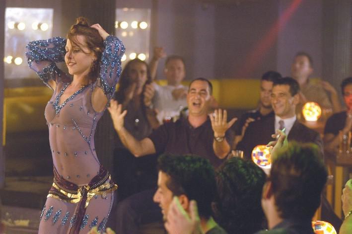 Z filmu Břišní tanečnice