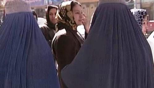 Afghánské ženy