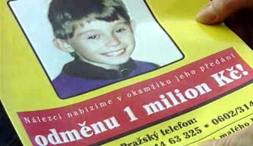 Pohřešované dítě