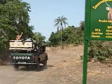 Národní park Niokola Koba