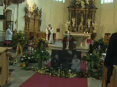 Pohřeb Karla Moudrého