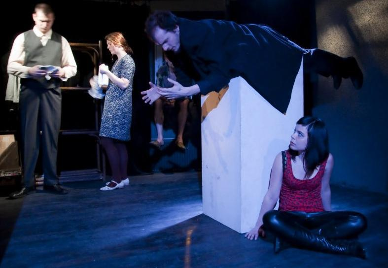 Divadlo Potrvá: Jinovatka