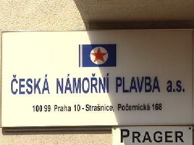 Společnost Česká námořní plavba