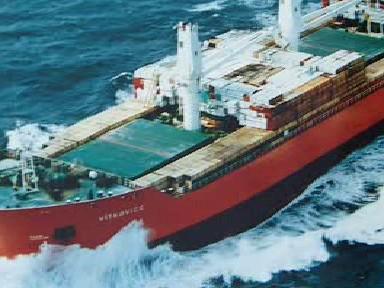 Námořní loď Vítkovice