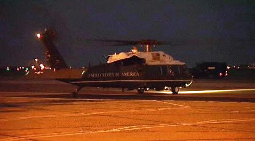 Vrtulník Marine One