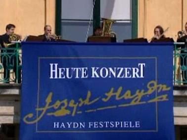 Haydnův Eisenstadt