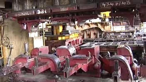 V továrně SVA Holýšov