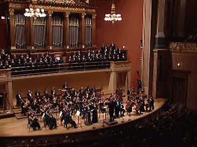 Koncert v Rudolfinu