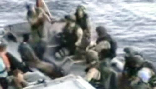 Evropské námořní jednotky zadržely sedm somálských pirátů
