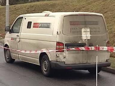 Vůz bezpečnostní agentury