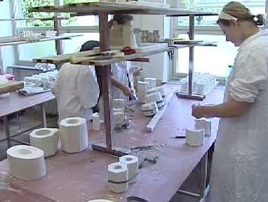 Školní keramická dílna