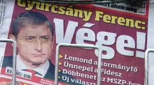 Maďarsko je v krizi