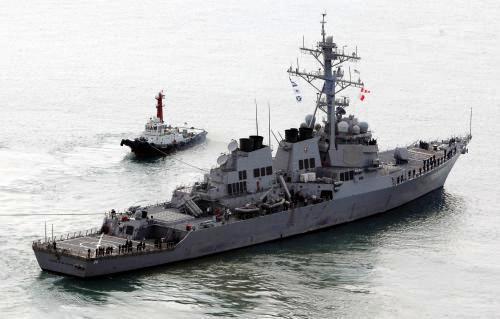 Americká protiraletová loď