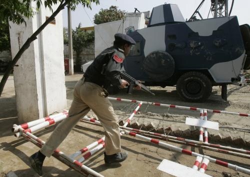 Pákistánský důstojník
