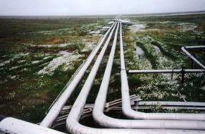 Plynovod v Norsku