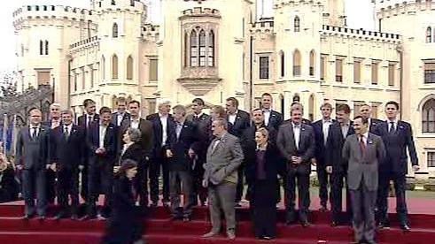 Neformální jednání ministrů zahraničí EU