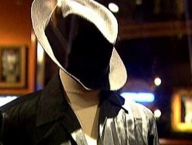 Klobouk Michaela Jacksona