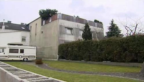 Fritzlův dům v Amstettenu