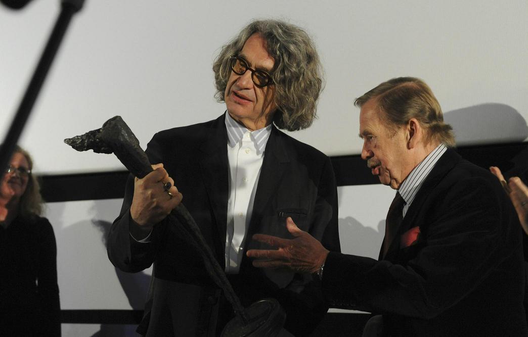 Wim Wenders a Václav Havel