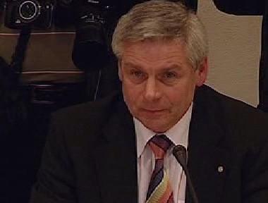 Odvolaný starosta Milan Šťovíček