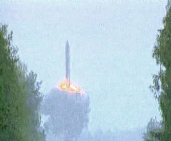 Vojenská raketa