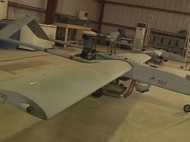 Bezpilotní letoun Shadow