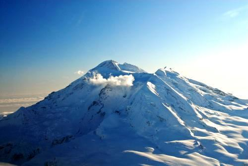 Sopka Mount Redoubt