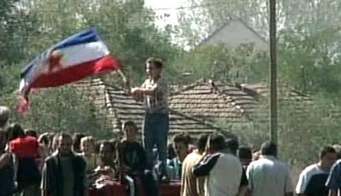 Obyvatelé bývalé Jugoslávie
