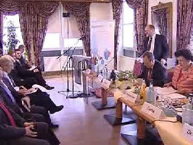 Jednání představitelů Euregia Egrensis