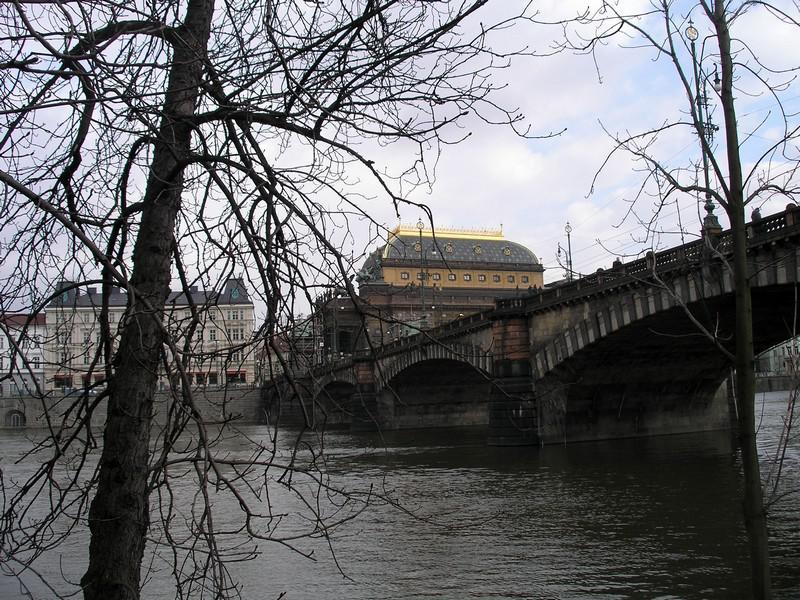 Praha - Národní divadlo