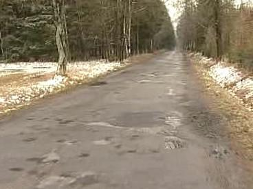 Stádlecká silnice