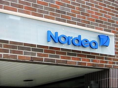 Logo banky Nordea