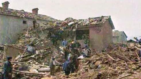 Následky bombardování Srbska