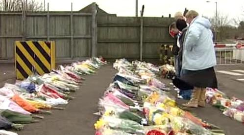 Květiny pro zavražděné vojáky