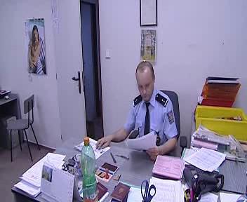 Příslušník cizinecké policie