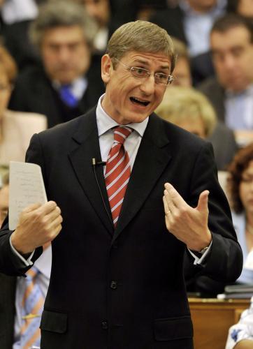 Maďarský premiér Ferenc Gyurcsány