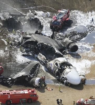 Havárie nákladního letadla v Tokiu