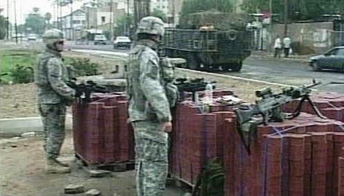 Mezinárodní jednotky v Iráku