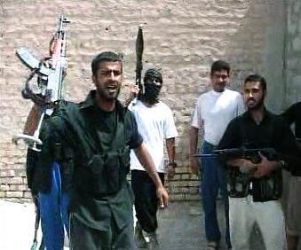 Iráčtí ozbrojenci