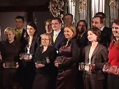 Ocenění v roce 2009