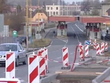 Bývalý přechod do Polska v Habarticích