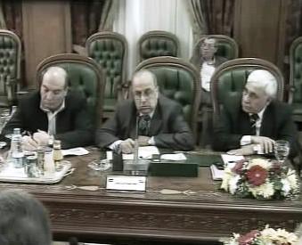 Jednání v Káhiře